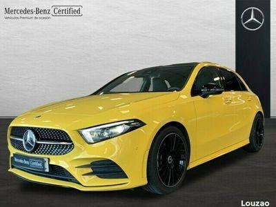 usado Mercedes A200 AMG Line (EURO 6d-TEMP)