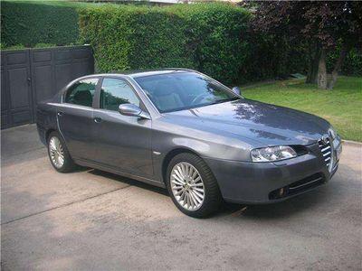 usado Alfa Romeo 166 2.4JTD Luxury 175