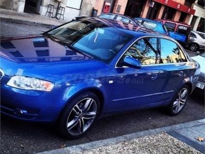 usado Audi A4 2.0 Tdi 140cv 4p. -07