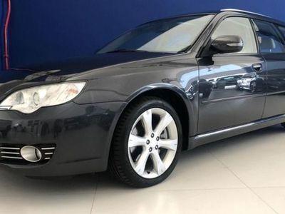 usado Subaru Legacy 3.0 R SW H6 240 Limited plus+ navi Edition