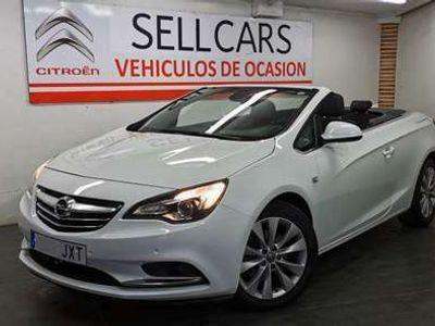 usado Opel Cascada Cabrio 2.0CDTi S&S Excellence 170