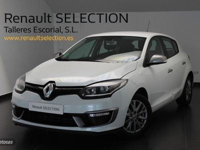 usado Renault Mégane GT Megane Megane 1.2 TCE Energy Style S&S
