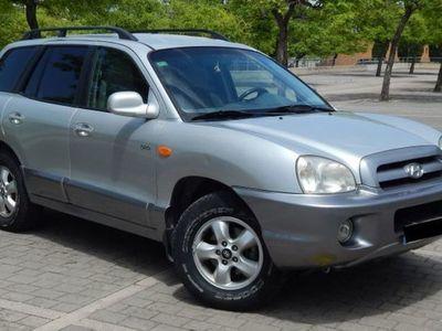 usado Hyundai Santa Fe 2.0CRDi VGT Comfort