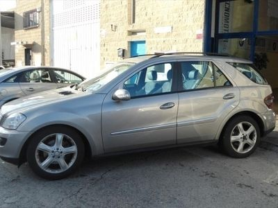 second-hand Mercedes ML320 CDI 224 5p