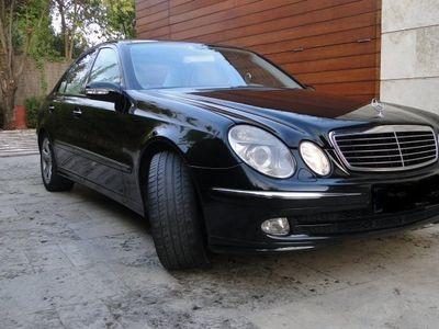 usado Mercedes E240 Clase