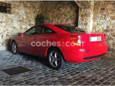 usado Toyota Celica 1.8 Vvt-1 143 cv en Lleida