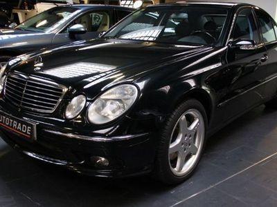 usado Mercedes E500 Avantgarde Auto