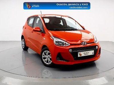 usado Hyundai i10 i101.0 Tecno