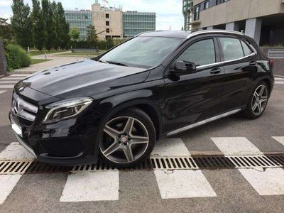 usado Mercedes GLA220 CDI AMG Line 7G-DCT