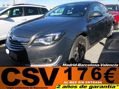 gebraucht Opel Insignia 2.0 CDTI ecoFlex S&S Business 88 kW (120 CV)