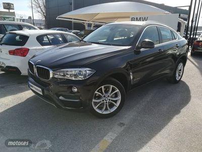 used BMW X6 xDrive 30dA