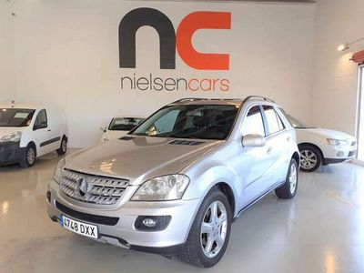 usado Mercedes ML320 M CDI Aut.