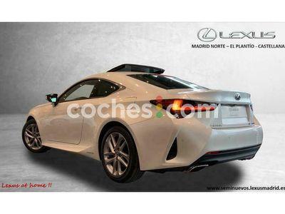 usado Lexus RC300h RcExecutive 223 cv en Madrid