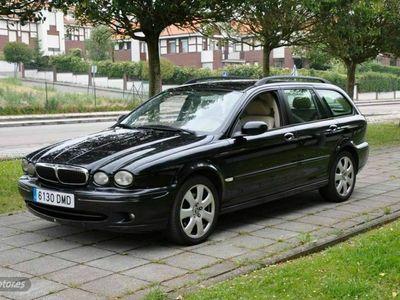 usado Jaguar X-type 2.0D Executive Wagon