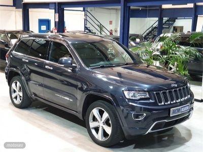 gebraucht Jeep Grand Cherokee 3.0 V6 Diesel Overland 250 CV