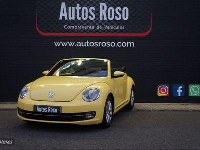 usado VW Beetle Cabrio 1.2 TSI 105cv Beetlemania