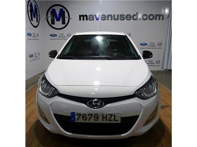 usado Hyundai i20 1.2 MPI Go!