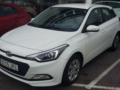 gebraucht Hyundai i20 1.2 Klass