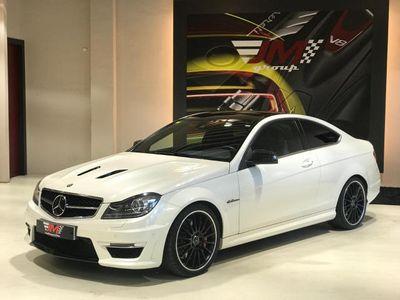 usado Mercedes C63 AMG AMG Clase W204 7G Plus performance