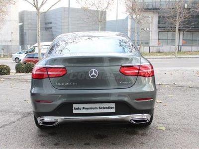 usado Mercedes GLC220 Glc CoupeD 4matic 5p. -16