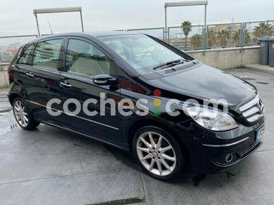 usado Mercedes B200 Clase B136 cv en Barcelona