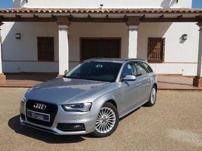 usado Audi A4 Avant 2.0 TDI 150cv S line edition