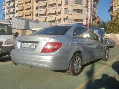 usado Mercedes C200 Clase CCdi Blue Efficiency Elegance 4p. -11