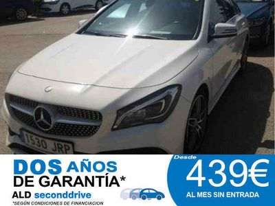 usado Mercedes CLA200 Shooting Brake d AMG Line 100 kW (136