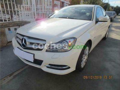usado Mercedes 170 Clase C C Coupé 220cdi Be Blueefficiency Editioncv en Salamanca