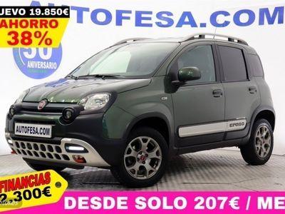 usado Fiat Panda Cross 1.3 80CV Diesel E5 4x4