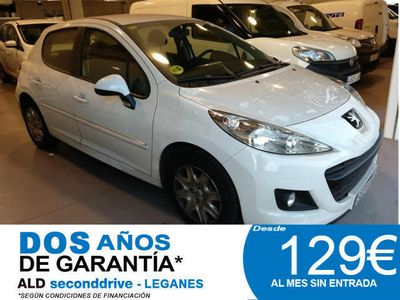 gebraucht Peugeot 207 (O) BUSINESS LINE 1.4 HDI 70 FAP *129€/MES*