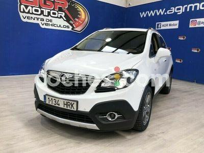 usado Opel Mokka 1.7cdti S&s Selective 4x2 130 cv en Salamanca