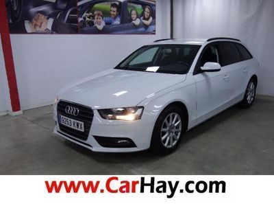 used Audi A4 Avant 2.0 TDI ADVANCE