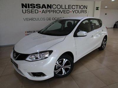 usado Nissan Pulsar 1.5dCi 110CV ACENTA + SISTEMA ANTI COLISION FRONTA