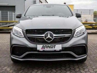 usado Mercedes GLE63 AMG AMG Coupe S 4M *LED/PANO/VMAX*