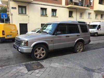 usado Land Rover Discovery 2.5Td5 E
