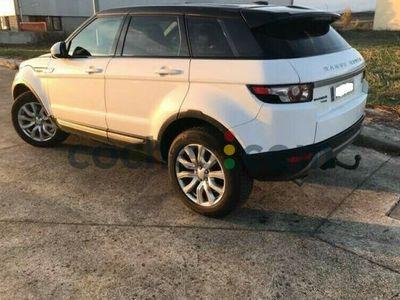 usado Land Rover Range Rover evoque 2.2l Ed4 Pure Tech 4x2 150 cv en Valencia