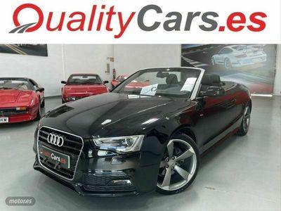 usado Audi A5 Cabriolet 2.0 TDI clean 190CV multit S line