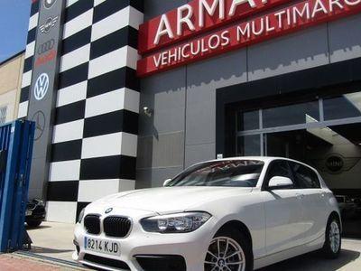 gebraucht BMW 116 Serie 1 F20 5p. (4.75)