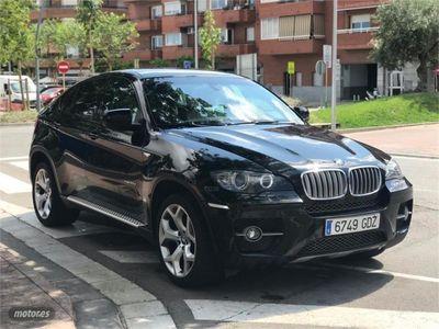 used BMW X6 xDrive35d