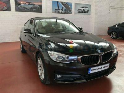 usado BMW 318 Gran Turismo Serie 3 d 150 cv en Madrid