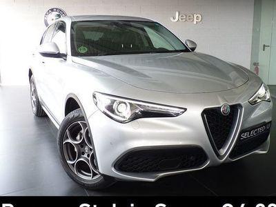 usado Alfa Romeo Stelvio Todoterreno 201cv Automático de 5 Puertas