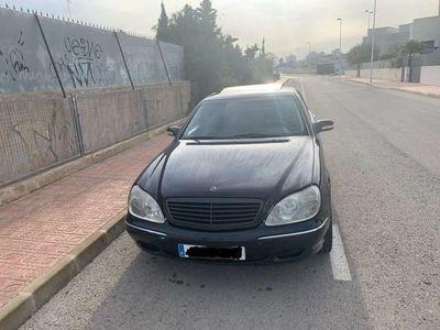 usado Mercedes S320