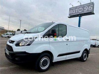 usado Ford Transit Van Ambiente 105 105 cv en Barcelona