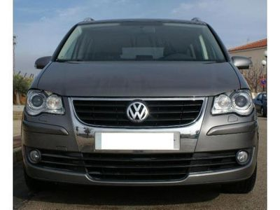 usado VW Touran traveller 105 dsg