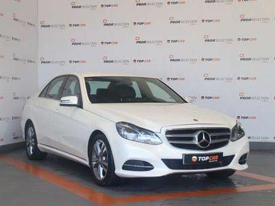 usado Mercedes E220 Avantgarde (4.75)