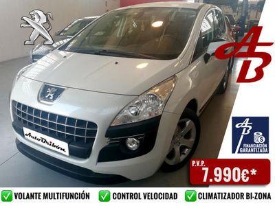 usado Peugeot 3008 2.0 HDi 140CV