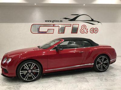 usado Bentley Continental GT Convertible V8 S Mulliner