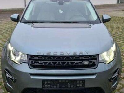 usado Land Rover Discovery Sport 2.2TD4 SE 7pl. 4x4 Aut. 150