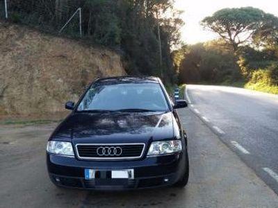 usado Audi A6 2.4 AVANT QUATTRO TIPTRONIC -00